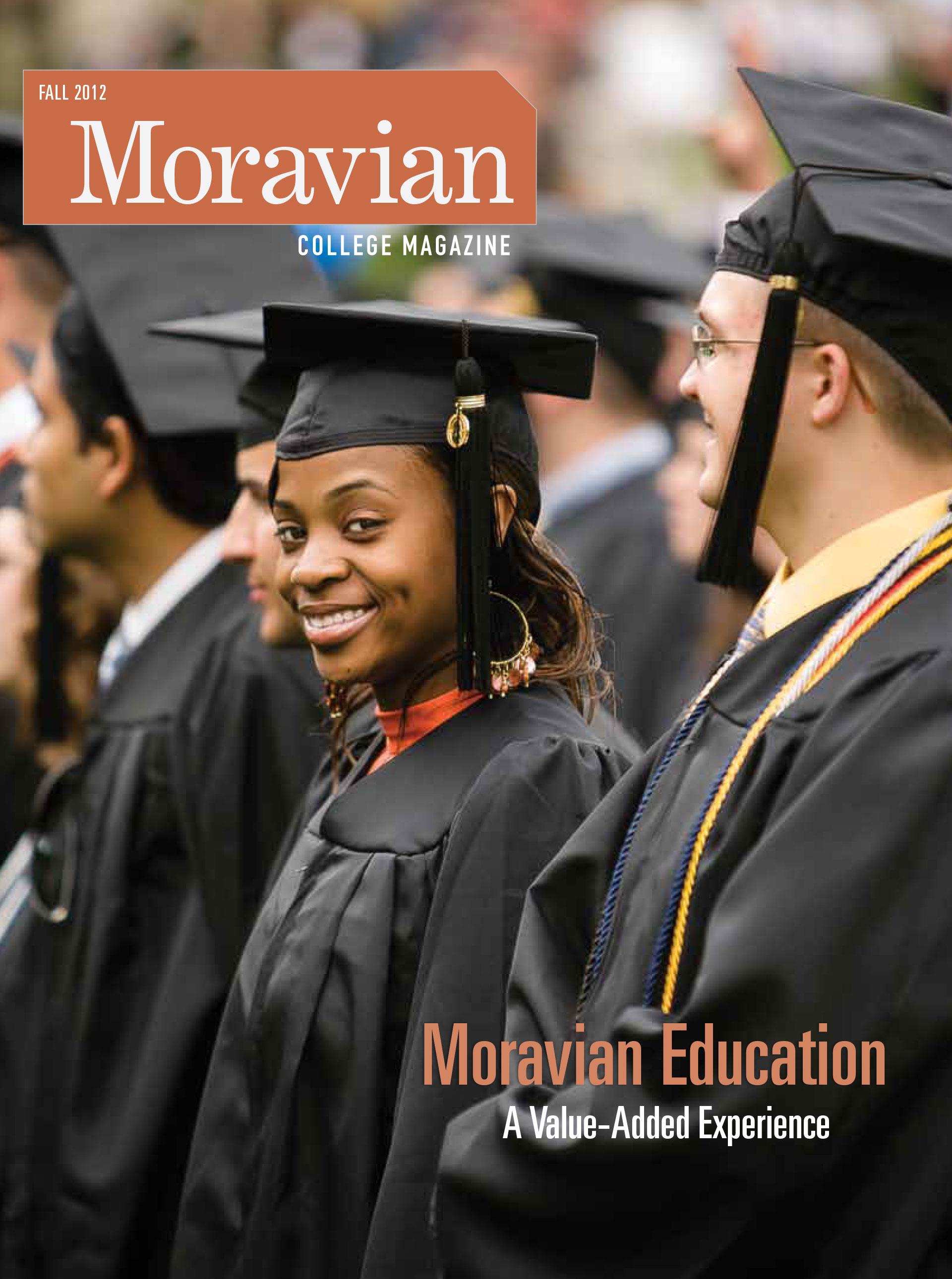 Moravian College – Fall 2012