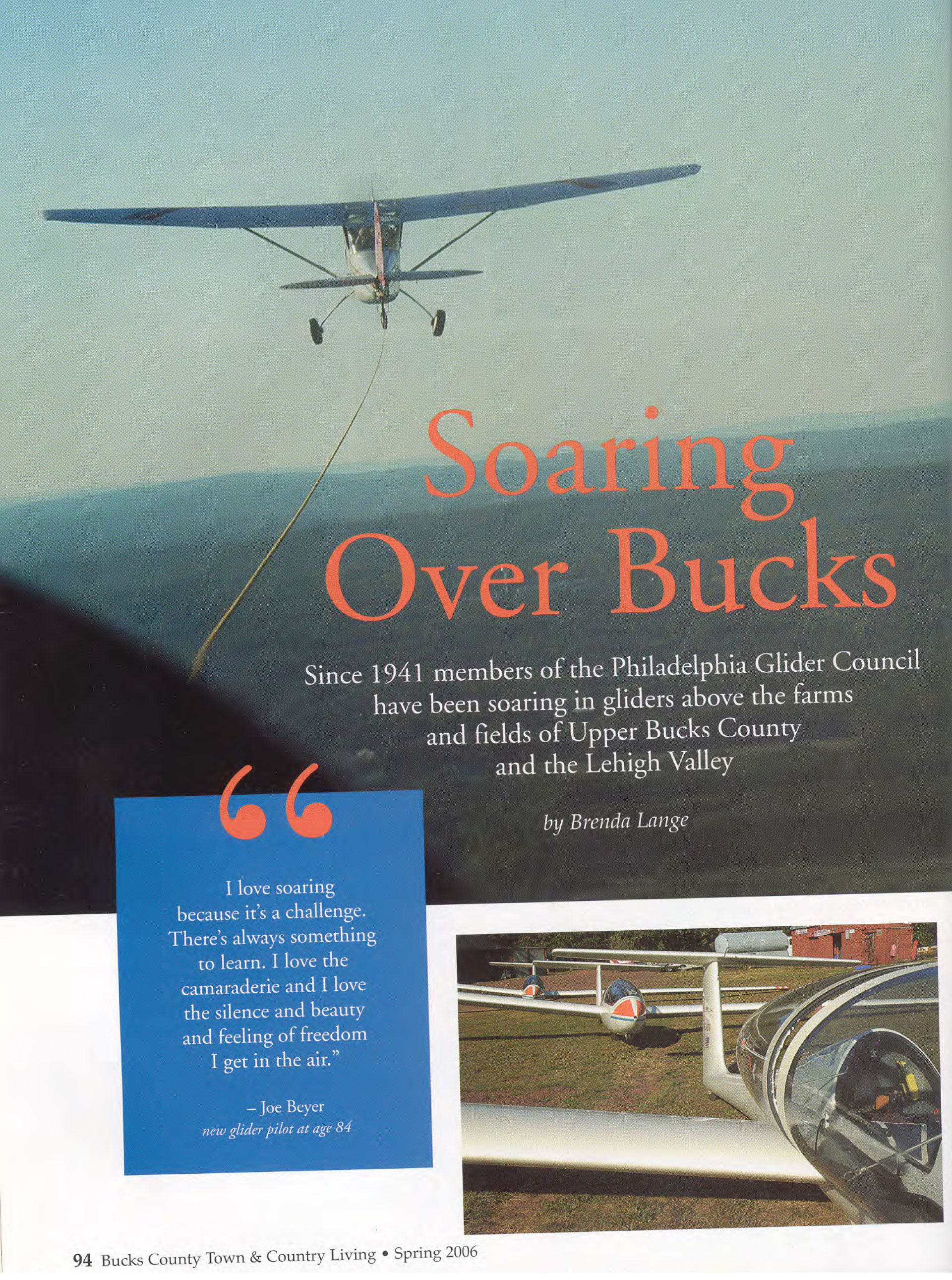 Soaring Over Bucks